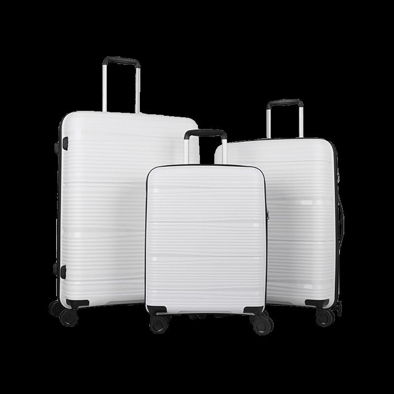 2020 latest 360 degree ultra light luggage-PPZ1801