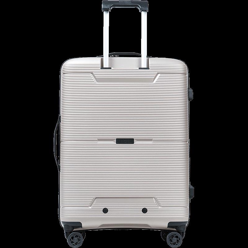 2020 latest design hot PP metal suitcase-PPZ1701
