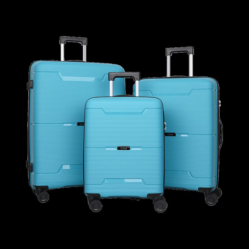 Waterproof zipper suitcase for travel-PPZ1701