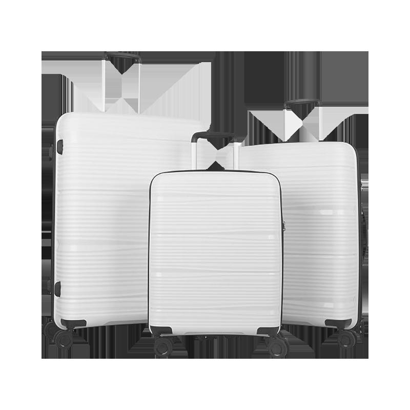 Fingerprint unlock luggage